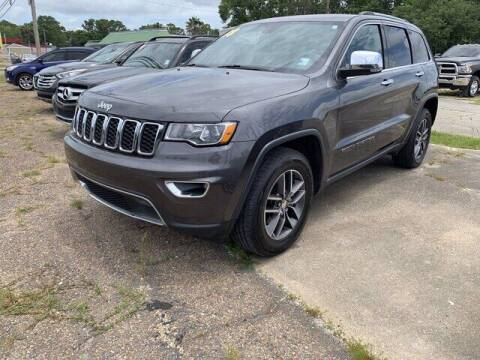 2017 Jeep Grand Cherokee for sale at CROWN  DODGE CHRYSLER JEEP RAM FIAT in Pascagoula MS