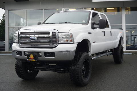 2005 Ford F-250 Super Duty for sale at West Coast Auto Works in Edmonds WA