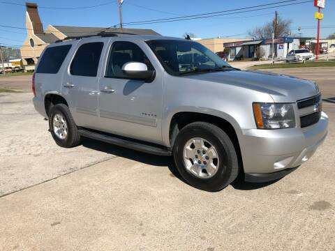 2011 Chevrolet Tahoe for sale at Z AUTO MART in Lewisville TX