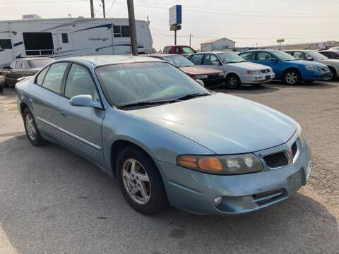 2003 Pontiac Bonneville for sale at AFFORDABLY PRICED CARS LLC in Mountain Home ID