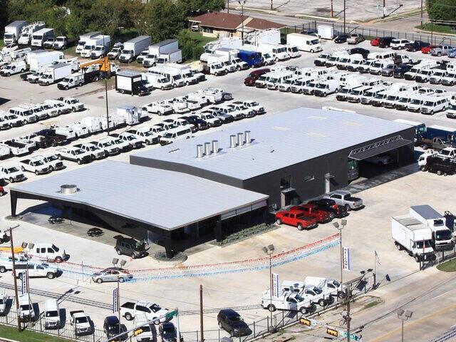 2018 RAM Ram Chassis 4500 for sale at CENTURY TRUCKS & VANS in Grand Prairie TX