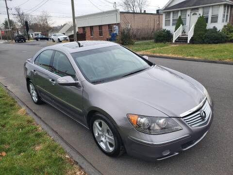 2008 Acura RL for sale at Kensington Family Auto in Kensington CT