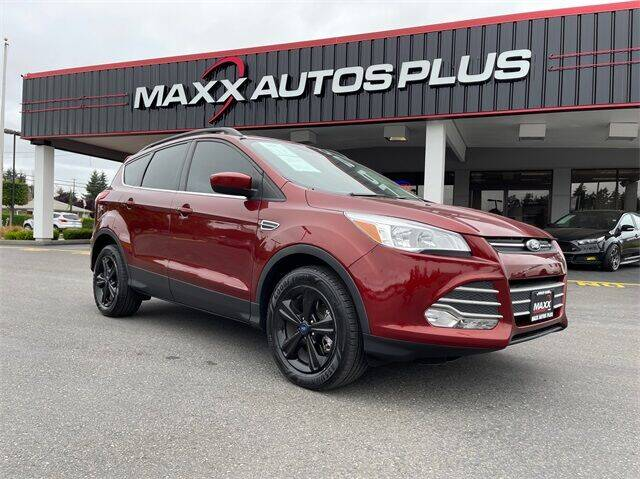 2016 Ford Escape for sale at Maxx Autos Plus in Puyallup WA