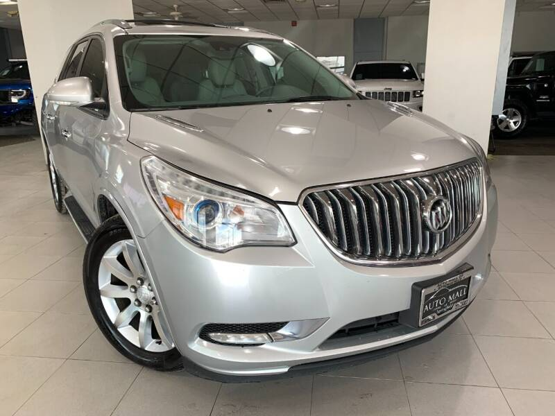 2014 Buick Enclave for sale at Auto Mall of Springfield in Springfield IL