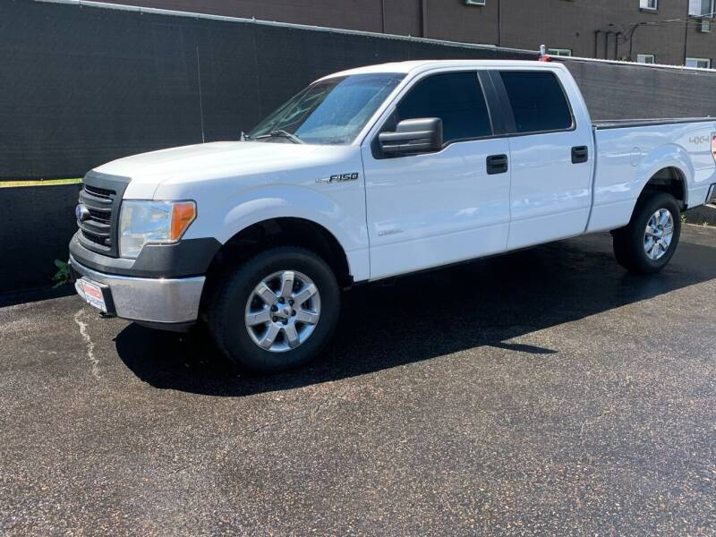 2014 Ford F-150 for sale at McManus Motors in Wheat Ridge CO