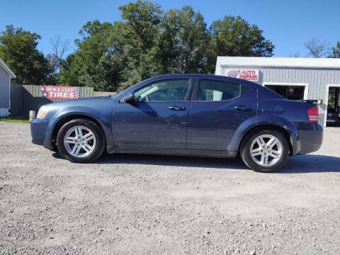 2008 Dodge Avenger for sale at Hilltop Auto in Prescott MI