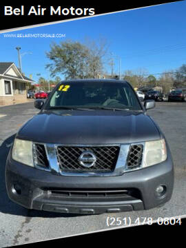 2012 Nissan Pathfinder for sale at Bel Air Motors in Mobile AL