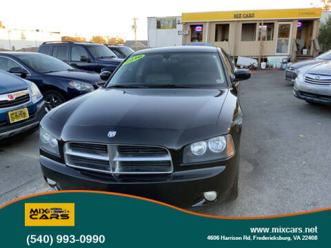 2010 Dodge Charger for sale at Mix Cars in Fredericksburg VA