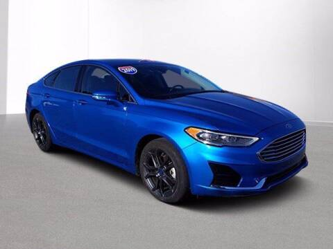 2019 Ford Fusion for sale at Jimmys Car Deals in Livonia MI