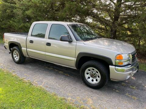 2006 GMC Sierra 1500 for sale at Kansas Car Finder in Valley Falls KS