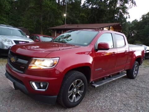 2016 Chevrolet Colorado for sale at Select Cars Of Thornburg in Fredericksburg VA