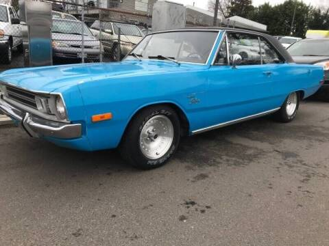 1972 Dodge Dart for sale at Chuck Wise Motors in Portland OR