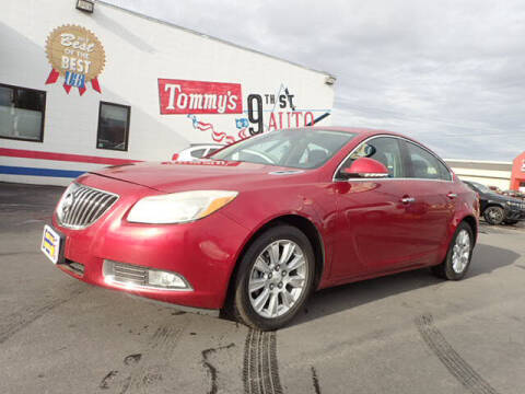 2013 Buick Regal for sale at Tommy's 9th Street Auto Sales in Walla Walla WA