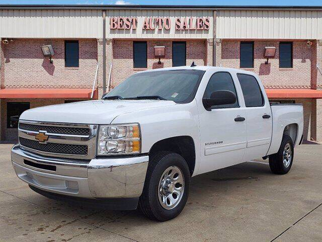 2013 Chevrolet Silverado 1500 for sale at Best Auto Sales LLC in Auburn AL