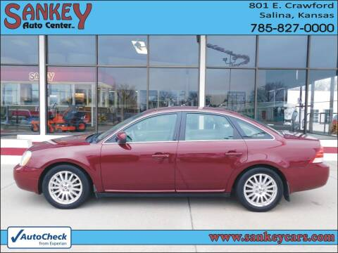2006 Mercury Montego for sale at Sankey Auto Center, Inc in Salina KS
