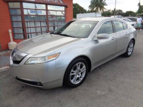 2009 Acura TL for sale at Z MOTORS INC in Fort Lauderdale FL