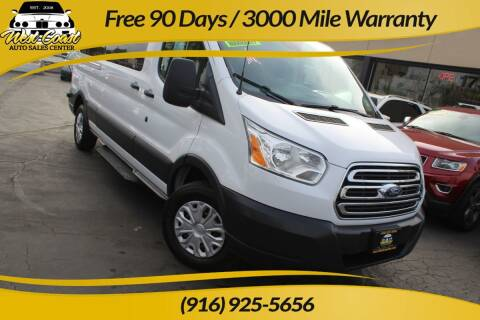 2015 Ford Transit Passenger for sale at West Coast Auto Sales Center in Sacramento CA