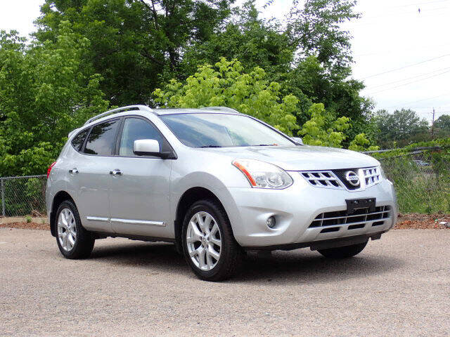 2012 Nissan Rogue for sale at The Auto Depot in Raleigh NC