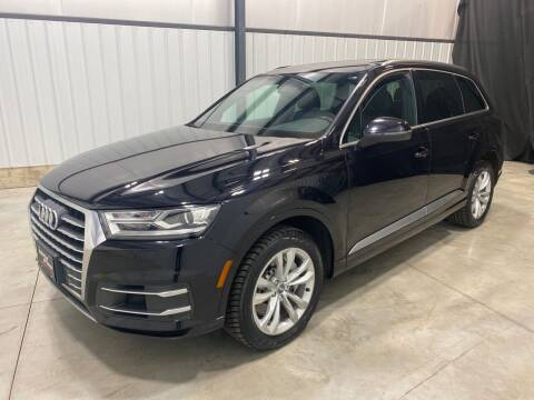 2017 Audi Q7 for sale at EUROPEAN AUTOHAUS in Holland MI