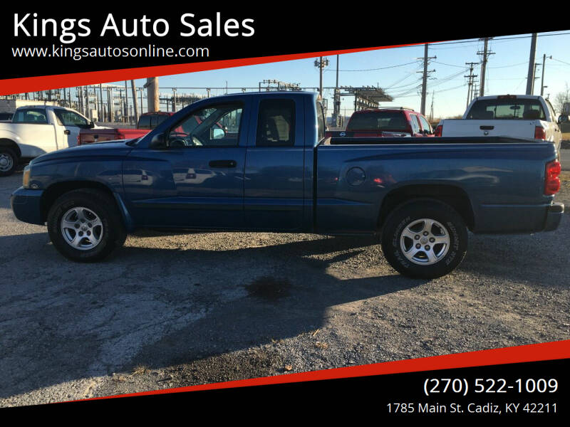 2005 Dodge Dakota for sale at Kings Auto Sales in Cadiz KY