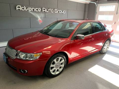 2009 Lincoln MKZ for sale at Advance Auto Group, LLC in Chichester NH