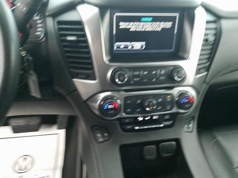 2018 Chevrolet Suburban 4x4 LT 1500 4dr SUV - Newark NJ