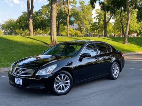 2008 Infiniti G35 for sale at KAS Auto Sales in Sacramento CA