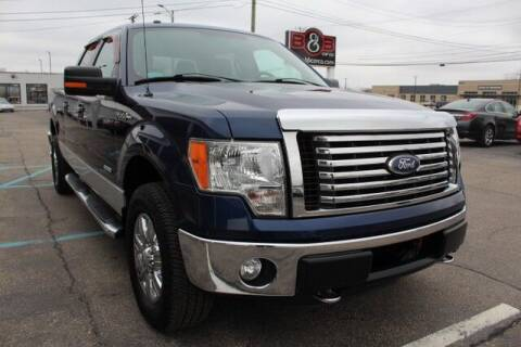 2012 Ford F-150 for sale at B & B Car Co Inc. in Clinton Twp MI