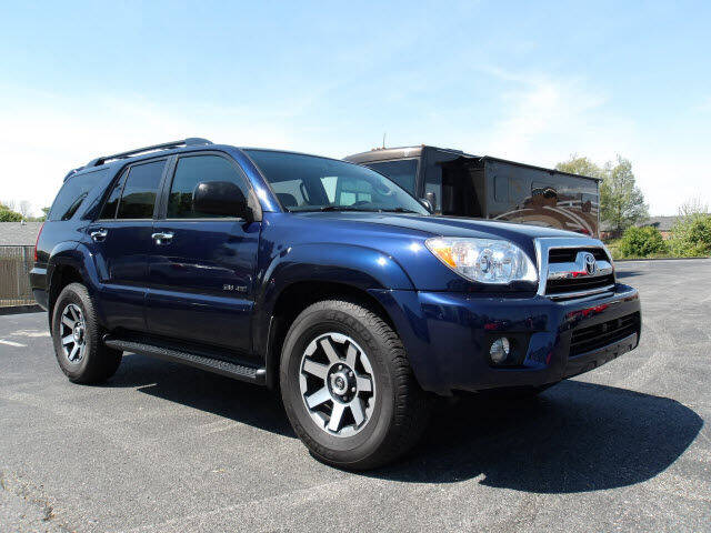 2007 Toyota 4Runner for sale at TAPP MOTORS INC in Owensboro KY