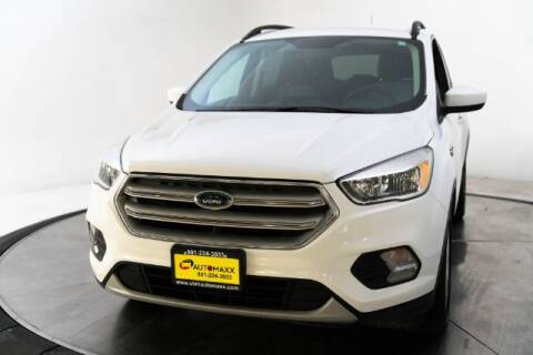 2018 Ford Escape for sale at AUTOMAXX MAIN in Orem UT