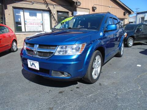 2010 Dodge Journey for sale at IBARRA MOTORS INC in Cicero IL