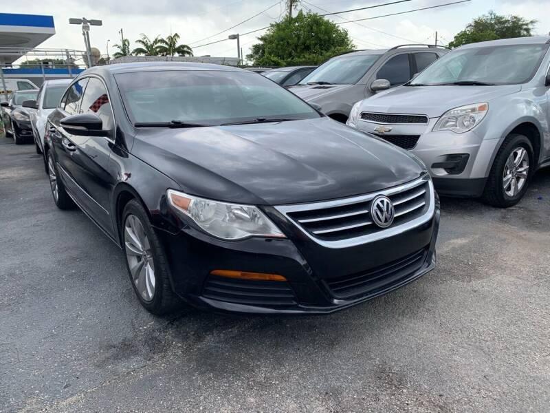 2011 Volkswagen CC for sale at America Auto Wholesale Inc in Miami FL