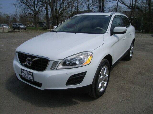 2013 Volvo XC60 for sale at HALL OF FAME MOTORS in Rittman OH