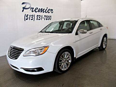 2012 Chrysler 200 for sale at Premier Automotive Group in Milford OH