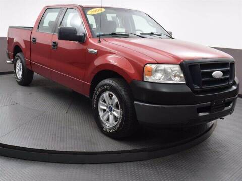 2008 Ford F-150 for sale at Hickory Used Car Superstore in Hickory NC