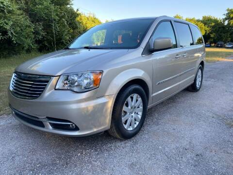 2012 Chrysler Town and Country for sale at The Car Shed in Burleson TX