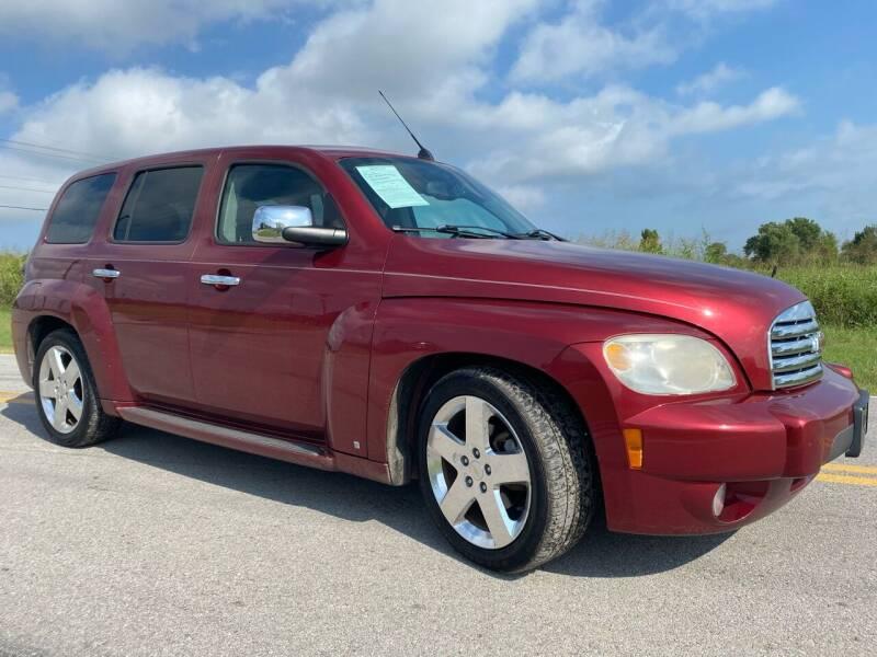 2008 Chevrolet HHR for sale at ILUVCHEAPCARS.COM in Tulsa OK