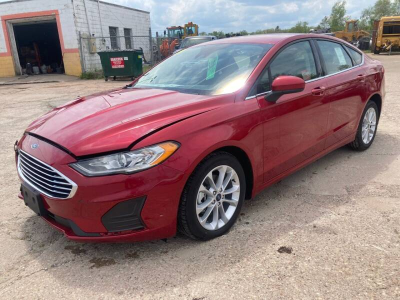 2020 Ford Fusion Hybrid for sale at SUNSET CURVE AUTO PARTS INC in Weyauwega WI