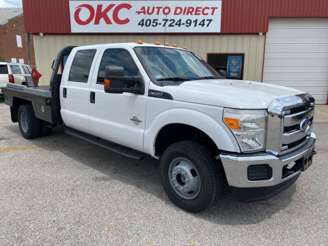 2013 Ford F-350 Super Duty for sale at OKC Auto Direct in Oklahoma City OK
