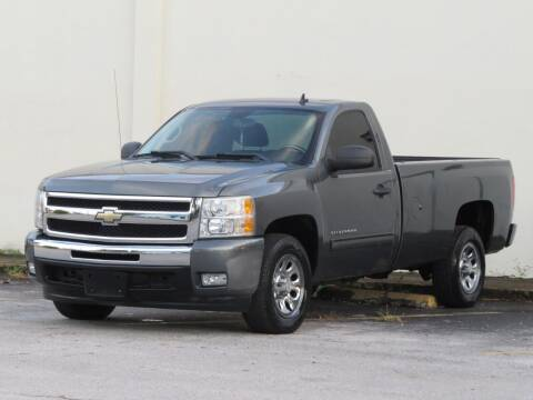 2011 Chevrolet Silverado 1500 for sale at DK Auto Sales in Hollywood FL