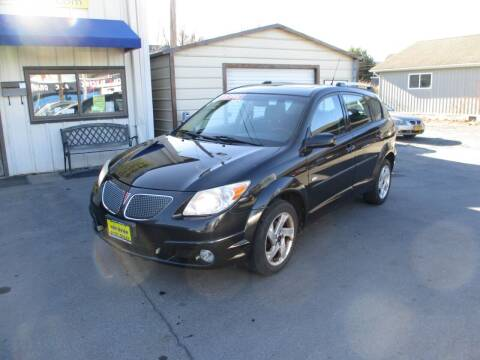 2005 Pontiac Vibe for sale at TRI-STAR AUTO SALES in Kingston NY