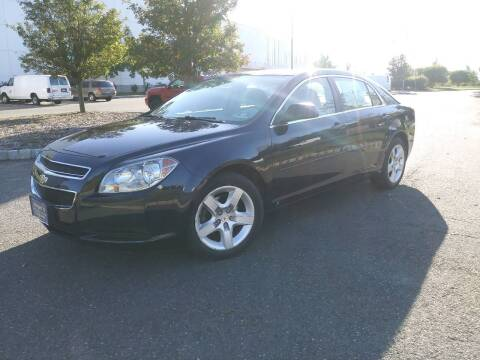 2010 Chevrolet Malibu for sale at Nerger's Auto Express in Bound Brook NJ