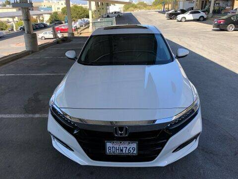 2018 Honda Accord for sale at Car House in San Mateo CA