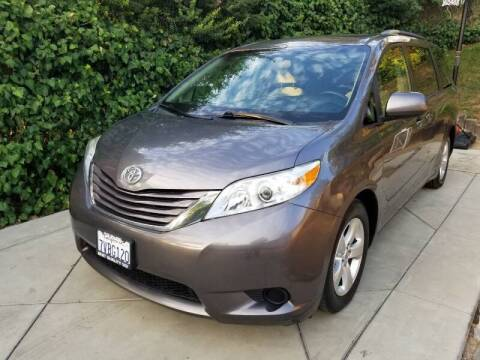 2015 Toyota Sienna for sale at Best Quality Auto Sales in Sun Valley CA