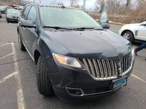 2013 Lincoln MKX for sale at BETTER BUYS AUTO INC in East Windsor CT