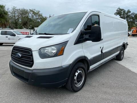 2016 Ford Transit Cargo for sale at LUXURY AUTO MALL in Tampa FL