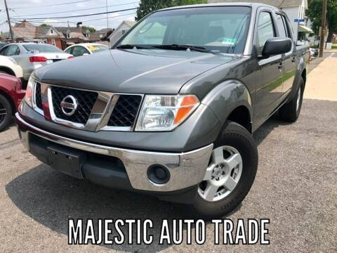2005 Nissan Frontier for sale at Majestic Auto Trade in Easton PA