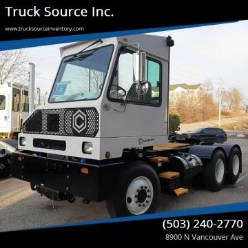 2021 Capacity TJ6500 for sale at Truck Source Inc. in Portland OR