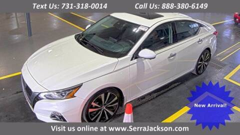 2020 Nissan Altima for sale at Serra Of Jackson in Jackson TN
