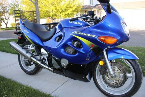 2001 Suzuki GSXF 600 Katana for sale at Motor City Idaho in Pocatello ID